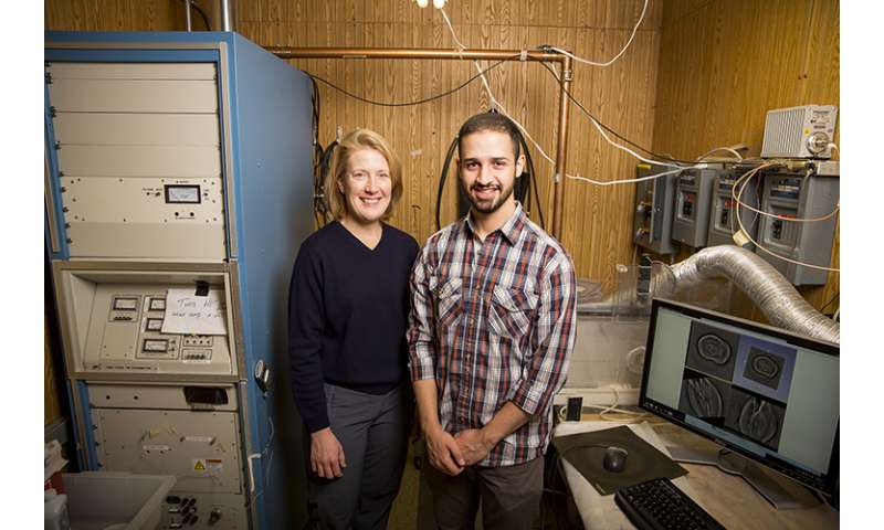Physicist develops new diagnostic tools for cancer