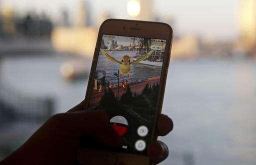 Pokemon Go boost limited as Nintendo cuts profit forecast