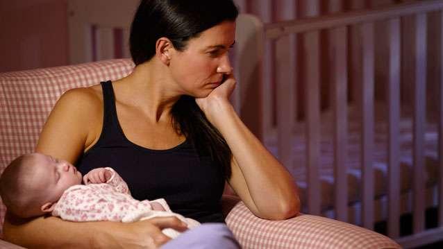 Postpartum depression least severe form of depression in mothers