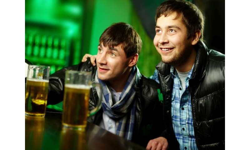 Pot smokers may face 5 times greater risk of alcohol abuse