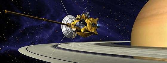 Preparing for Cassini's last act