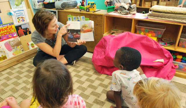 Preschool academic skills improve only when instruction is good to excellent