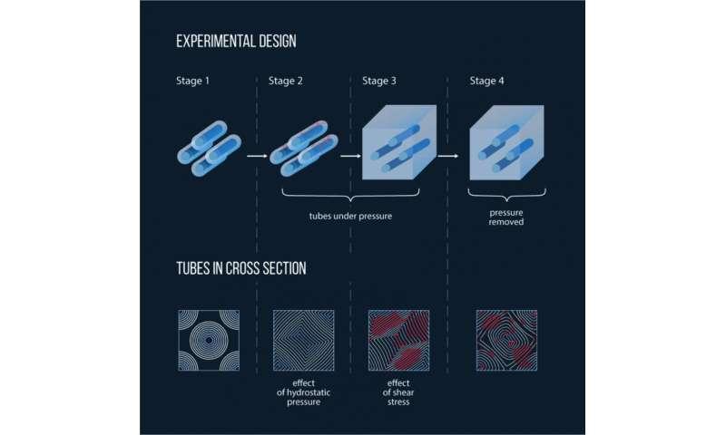 'Pressure-welding' nanotubes creates ultrastrong material