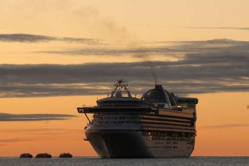 Princess is a subsidiary of the cruise lines giant Carnival Corporation, the world's largest cruise company