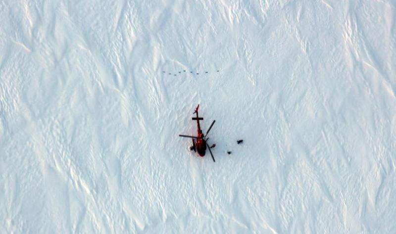 Probing Greenland's ice sheet for future satellites
