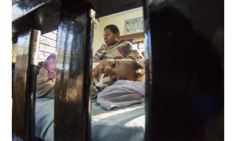 Procedure feared to 'suck brain from skull' safe for malaria patients