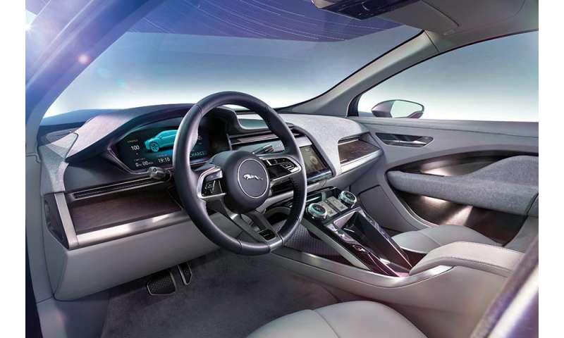 Pure Jaguar, pure EV, watch for it in 2018