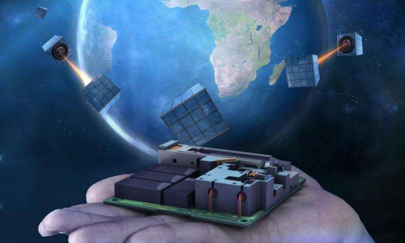 Quantum satellite device tests technology for global quantum network