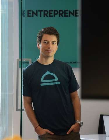 """""""It is so expensive for a company to expand in San Francisco,"""" said Michael Schneider, 35, founder of Service, an outs"""