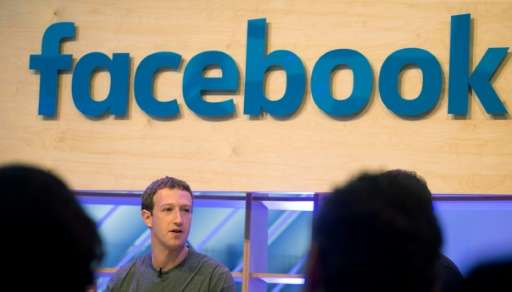 """""""Our community and business had another good quarter,"""" said Mark Zuckerberg, Facebook founder and chief executive"""
