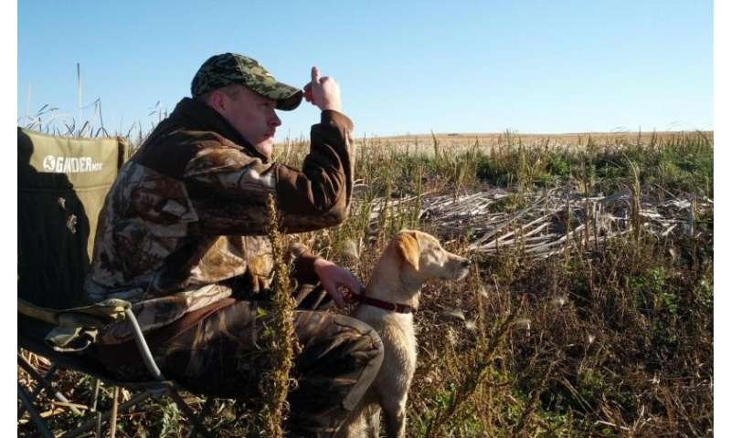 Recreational activities on private land help landowners and conservation