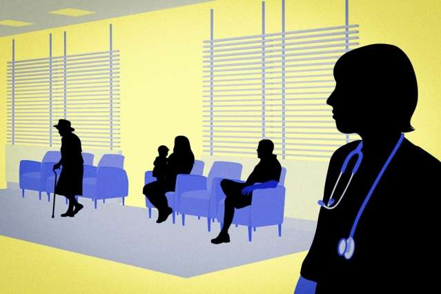 Reducing wait times at the doctor's office