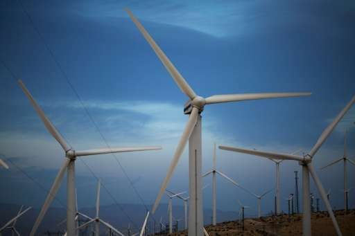 Renewables are set to attract $7.8 trillion (6.9 trillion euros) by 2040, nearly four times as much as carbon-based power over t