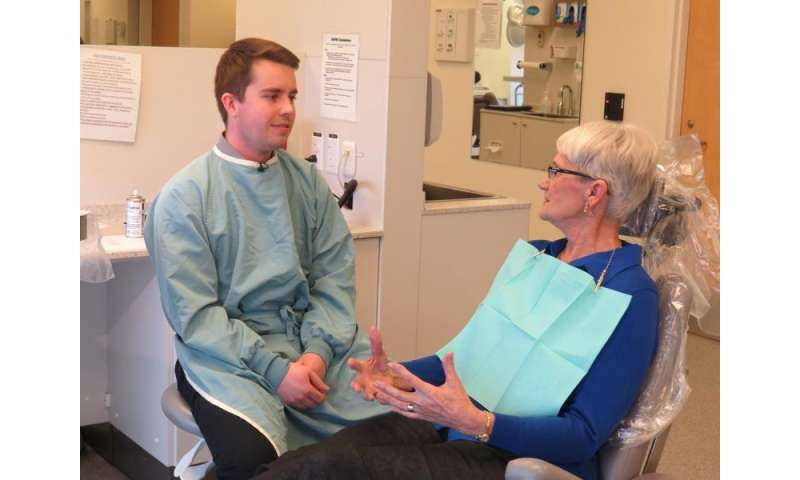 Researcher aims to raise awareness of burning mouth syndrome
