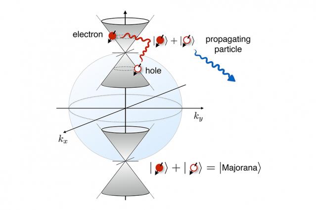 「Majorana fermion」的圖片搜尋結果