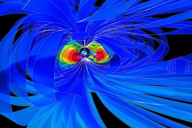 Research resolves a debate over 'killer electrons' in space
