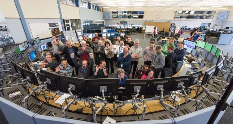 Return of the LHC – season 2 continues