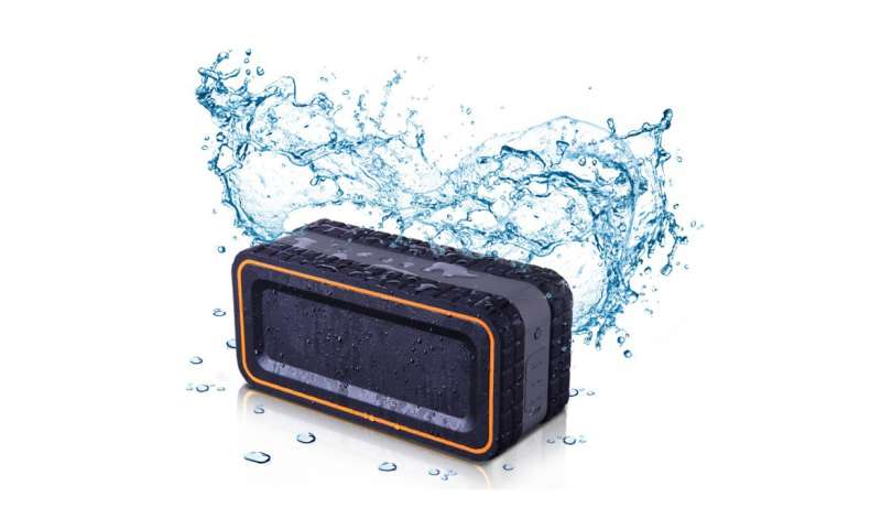 Review: This rugged Bluetooth speaker is ready for your pool party