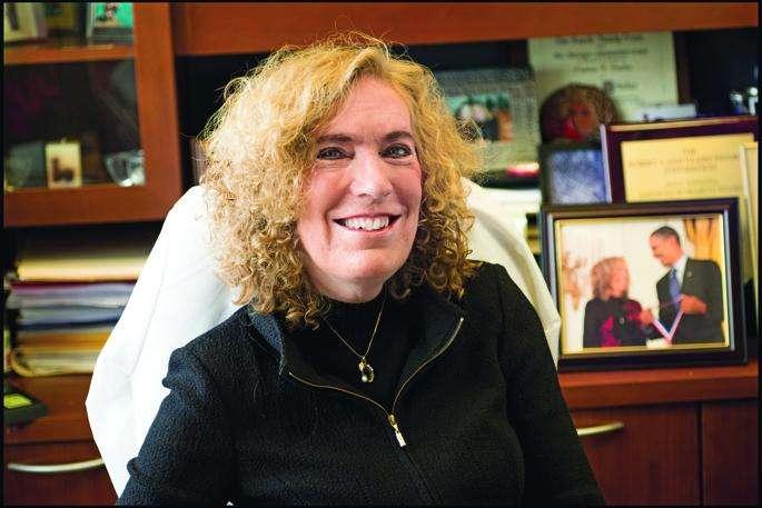 Rockefeller University's Elaine Fuchs, Ph.D., named 2016 Vanderbilt Prize recipient