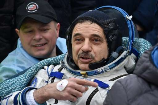 Russian cosmonaut Mikhail Kornienko is now fifth on the list for lengthiest mission by a Russian cosmonaut after spending 340 da