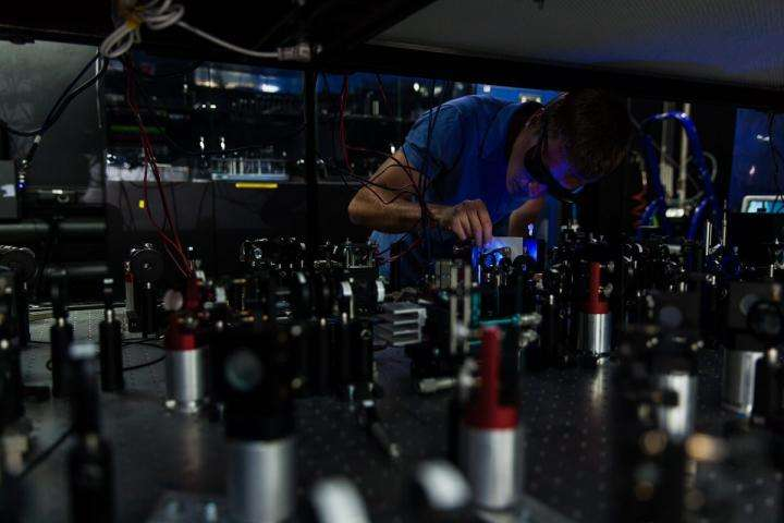 Russian physicists create a high-precision 'quantum ruler'