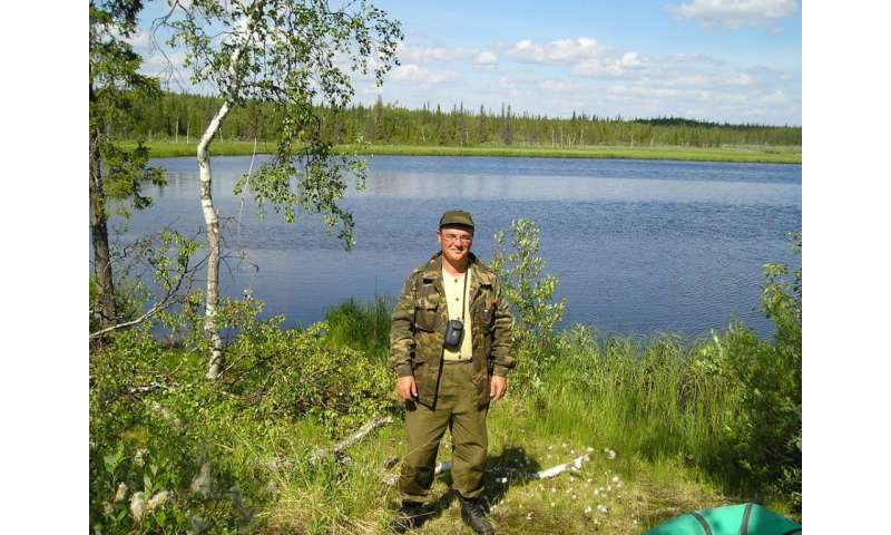 Russian researchers developed an ecological method for cleaning lakes from oil