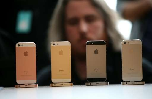 Sales of iPhones have been the engine for Apple earnings for a while.