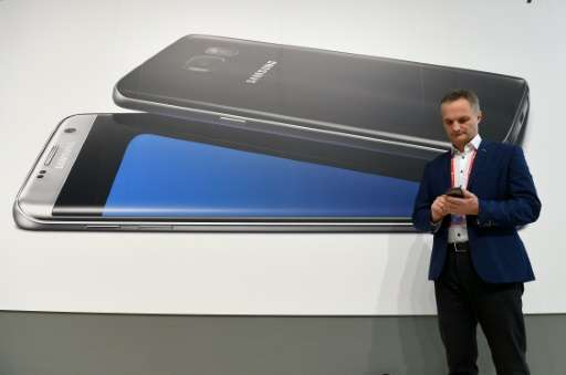 Samsung is the world's leading maker of smartphones powered by Android