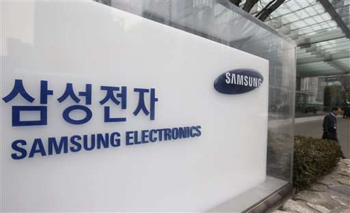 Samsung warns of tough 2016 after 4Q profit sinks