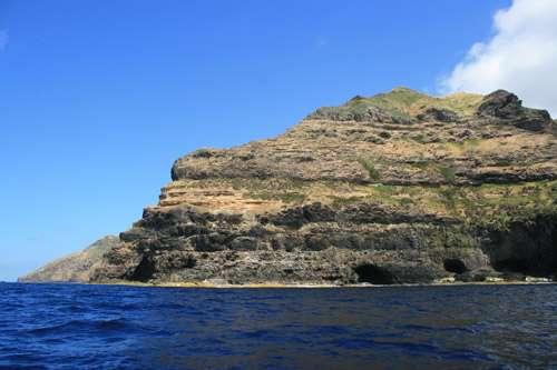 Santa Maria—the incredible rising island