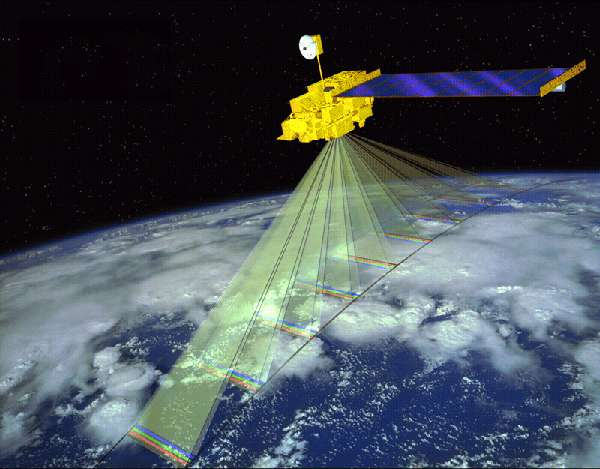 Satellites, airport visibility readings shed light on troops' exposure to air pollution