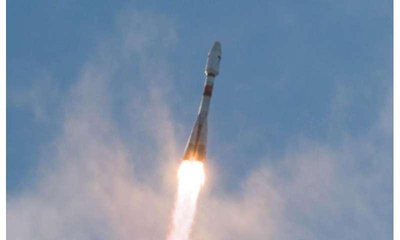 Satellite to test universality of freefall