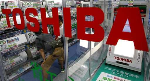 Scandal-plagued Toshiba sells medical unit to Canon