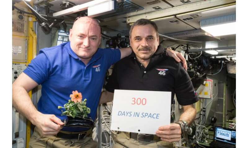 Scott Kelly returns to earth, but science for NASA's journey to Mars continues