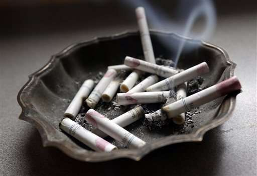 Secondhand smoke hits almost half of teens who don't smoke