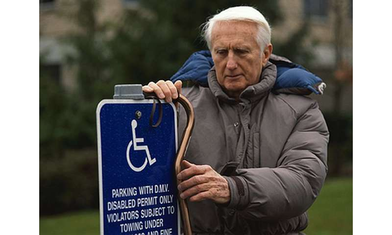 Seniors need to take extra care in the cold