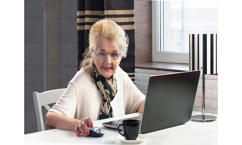 Seniors not scared of social media after all