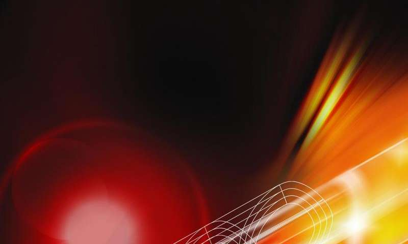 Silicon-based metamaterials could bring photonic circuits
