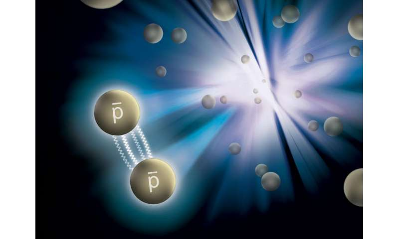Simple Math, Antimatter, and the Birth of the Universe