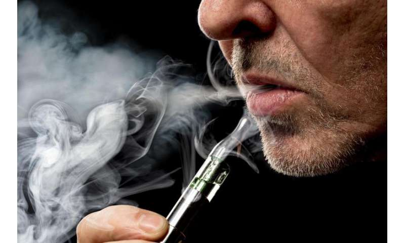 Simulation offers glimpse of how e-cigarettes could impact smoking decades from now