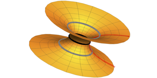 Simulations suggest other phenomenon besides black holes merging could produce gravity waves