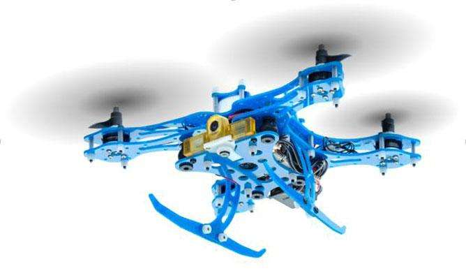 Snapdragon Flight platform: Qualcomm smartens drones