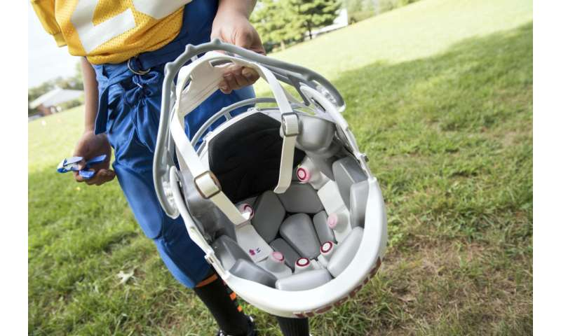 Some youth football drills riskier than others