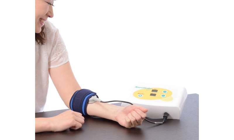 Sounding-out high blood pressure in diabetics