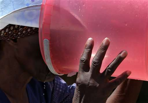 South Africa: Drought leads to failed crops, water shortages