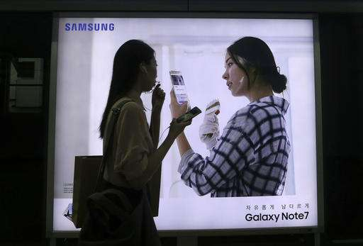 South Korea orders more checks on Galaxy Note 7 batteries