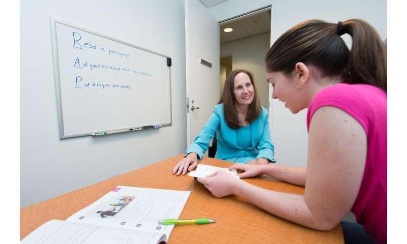 Speech-language pathologists can help kids who struggle to read