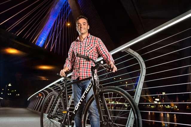Startup launches theft-proof, weatherproof bikes