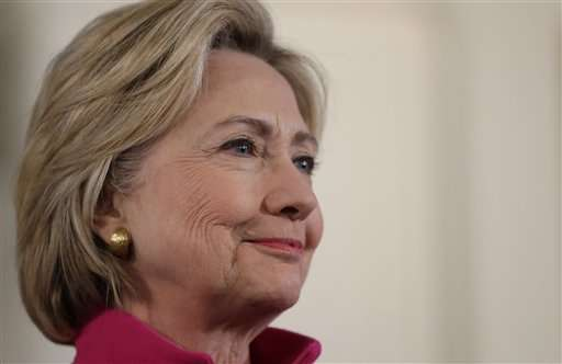 State: Hundreds of old Clinton emails newly classified