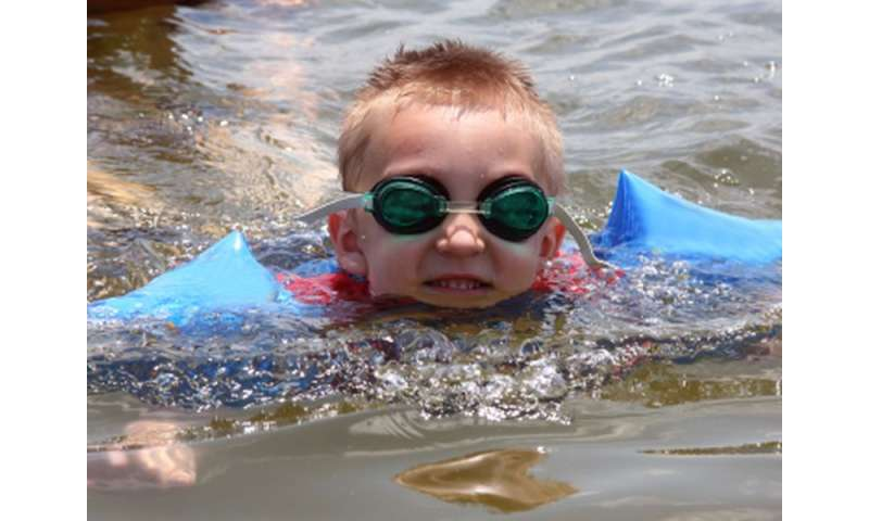 Stay alert for child drowning dangers this summer